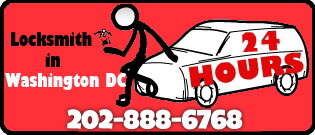 Locksmith in Washington DC 24 Hours - 202-888-6768