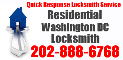 Quick Response Locksmith Service - Residential Washington DC Locksmith 202-888-6768