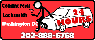 Commercial Locksmith Washington DC 202-888-6768 24 Hours
