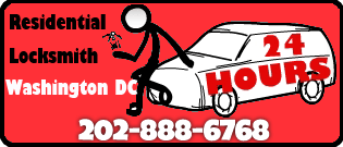 Residential Locksmith Washington DC 202-888-6768 24 Hours