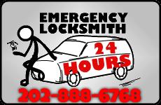 Emergency Locksmith 24 Hours 202-888-6768